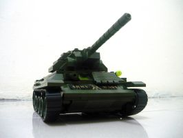 T-34 Russian WWII Medium Tank 4 by SOS101