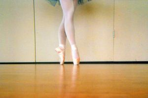 021 - Pointe Shoes by DanceStock