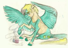 Commish- Concentration by Earthsong9405