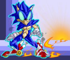 Sonic V.2 by AntManTheMagnif