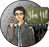 #24 Silent Hill by NeoWolfgang