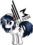 Dj Pon3 by RED4028