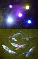 Five New Zelda Fairies for Sale!!! by Linksliltri4ce