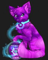 Cotton Candy :: Spark Fox :: CLOSED by SparkFoxes