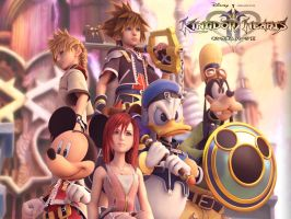-For The KH Fans Part 1- by alexdemitri