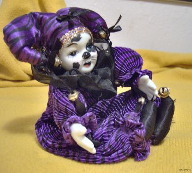 Doll by Coin-Toss-Stock