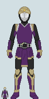 Toku sprite - Sultan (Base suit) by Malunis