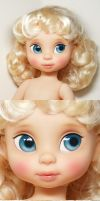 Disney Animators Collection Dolls - Cinderella by Yvely