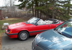 1986 Mustang Convertible - XXVI by Walking-Tall