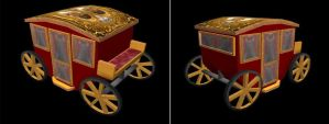 Royal Carriage by ellyabby