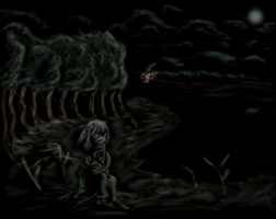 Even in the darkness, you can see by Anzoul