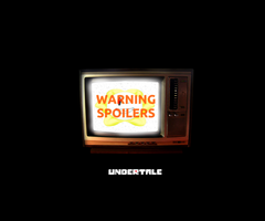 UNDERTALE - Final Boss - Big Spoilers - seriously by Hanimetion