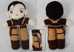 Mal Reynolds Plush - Firefly by sakkysa