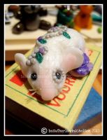 Matchbox Mouse by thiefoftime