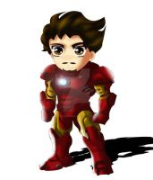 Iron Man Chibi by ExoroDesigns