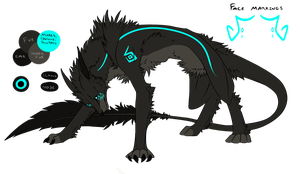 Seth REF sheet by Cannidae