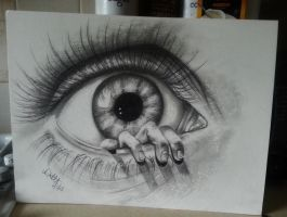 The Eye by Vondie