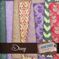 diane-paper street designs by paperstreetdesigns