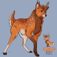 Adopt A Day Rudy 7-21-14 by GuardianDragon1