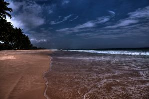 Unspoilt Beach by InayatShah