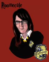 Roomecale Hufflepuff Done by Ikrus