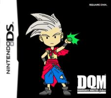 DQM cover by Cesar-Hernandez