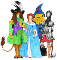 WIZARD OF OZ by Cotovatre