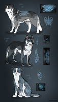Adoptables - Ice Guardians CLOSED by Anipurk