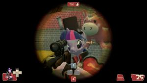 TF2 Twilight Sniper Spotted by 8feet