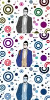 Hipster Igawa x3 by xLegendCrossed