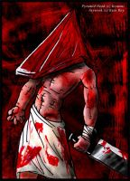 Pyramid head is teh GOD by cheese-puff82
