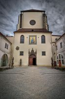 Church of Our Lady of Snows by lesogard