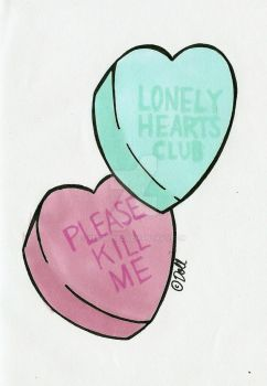 Lonely Hearts Club by VeriNukke