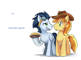....wanna slice o my pie? by Ende26