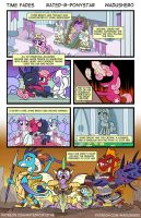 Time Fades: Twilight Sparkle 8 by Wadusher0