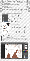 + Coloring Tutorial (Part 3) + by Serket-XXI