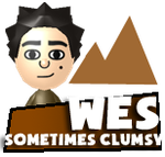 Mii Profile Icon - Wes by Kulit7215