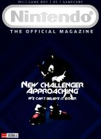 ONM Issue 23 Mock Cover Comp. by xychojack