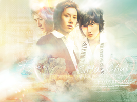 SiHanChul - Until forever COMM by Awaki-no-Tenshi
