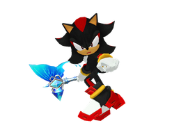 Shadow Atlantica Pose by MephistaTheDark