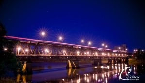 Grafton bridge by CORZSHOTS