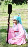Botan cosplay by paganprincess-aeris
