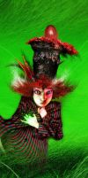 Mad Hatter Spring by eclecticeel