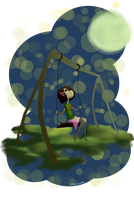 Swing away by SelinaSage