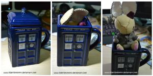 Dr. Who2 by LilDevilMomoko