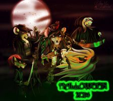 Halloween 2014 by mimmime