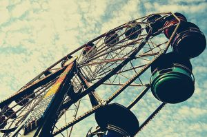 La Grande Roue by BeautifulDisasterIam