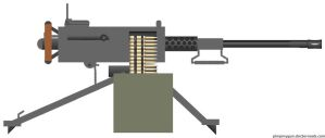 M2HB 50.Cal by GeneralTate