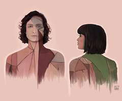 Gotye and Kimbra by LemonSherman