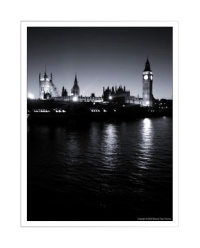 Westminster - BW by LithiumFX